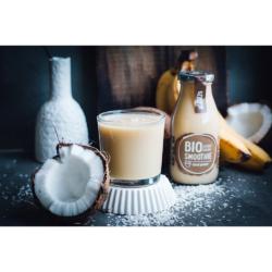 "Rudolfs Organic Kókusz - Banán smoothie ""MIND POWER"" 260ml"